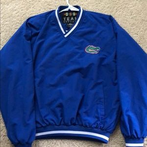 Gators pullover jacket